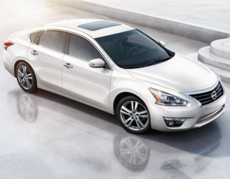 First Drive: 2013 Nissan Altima