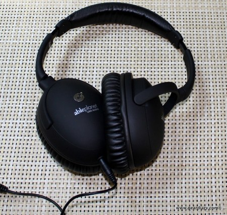 Able Planet PS400B Stereo Headphones Review