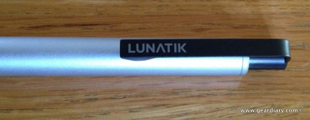 LunaTik Touch Pen Video Review, Kickstart This!