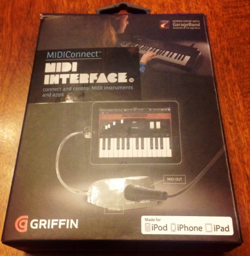 Griffin MIDIConnect for iPad Hands-On Review