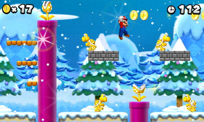 New Super Mario Brothers 2 Preview Video