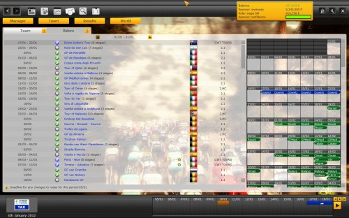 Pro Cycling Manager 2012 for PC Review  Pro Cycling Manager 2012 for PC Review  Pro Cycling Manager 2012 for PC Review