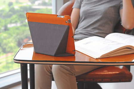 IPEVO Origami Folio for iPad Review