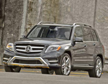 SUVs Mercedes-Benz Cars