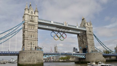 Two Weeks Until the Olympics!