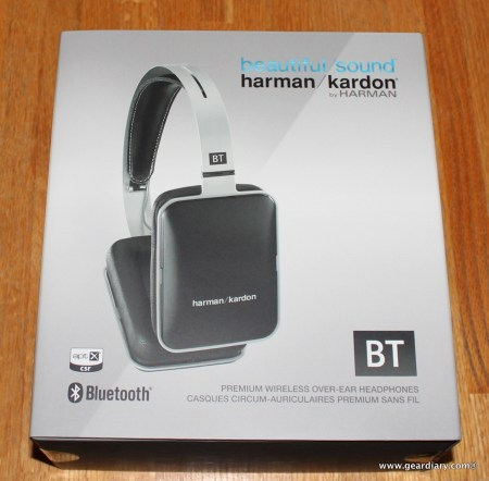 Harman Kardon Bluetooth Wireless Over-Ear Headphones Review  Harman Kardon Bluetooth Wireless Over-Ear Headphones Review