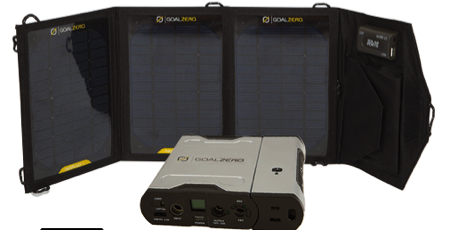 Goal Zero's Two New Solar Recharging Kits Shine at Outdoor Retailer
