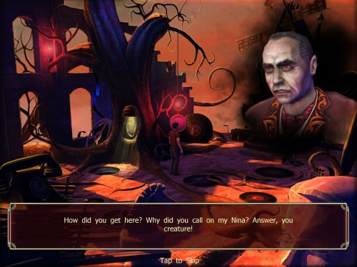 Sinister City Vampire Adventure HD for iPad Review  Sinister City Vampire Adventure HD for iPad Review  Sinister City Vampire Adventure HD for iPad Review