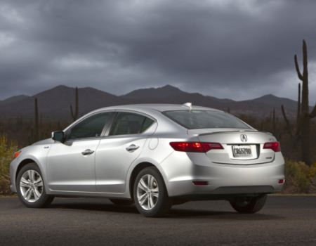 Two Words Came to Mind While Testing the 2013 Acura ILX Hybrid: 'Why' and 'Ouch'