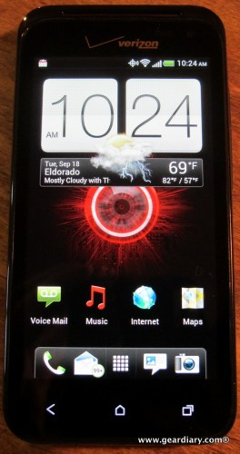 The Verizon HTC Droid Incredible 4G LTE Review