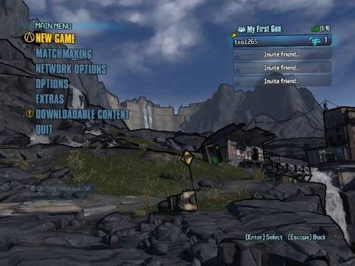 Borderlands 2 Video Review