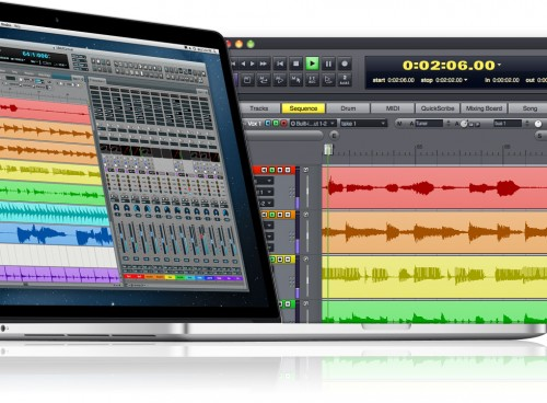 MOTU Releases Digital Performer 8 For Mac & Windows!