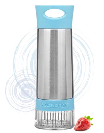 Aqua Zinger Water Bottle, Review