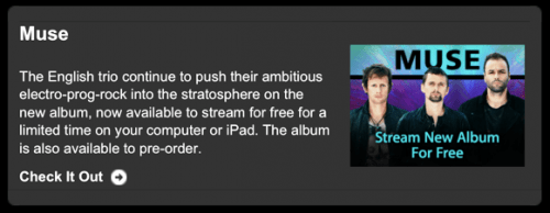Stream Muse New Album 'The 2nd Law' for FREE on iTunes This Week!