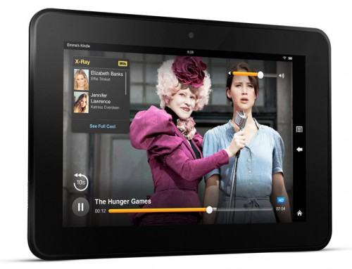 Kindle Fire HD Quick Hands-On Review and Comparison to Fire and Nexus 7