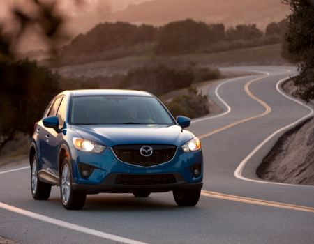 2013 Mazda CX-5 Crossover Brings the Zoom  2013 Mazda CX-5 Crossover Brings the Zoom