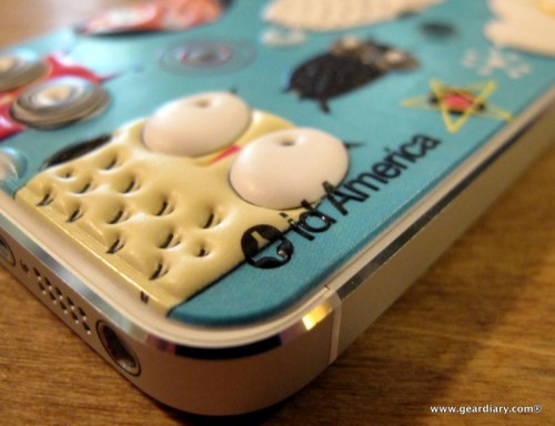 id America Cushi Dot Soft Foam Pad for iPhone 5 Review