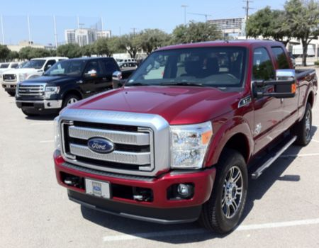 Ford Rises to New Levels of Luxury with 2013 F-Series Pickups