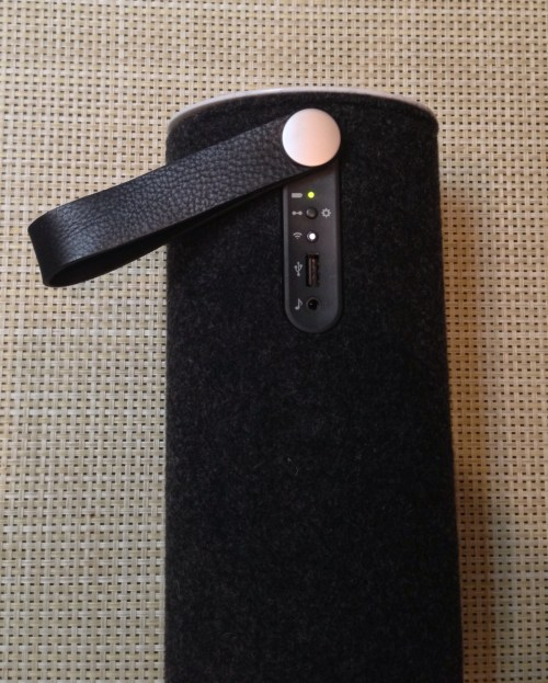 GearDiary Libratone Zipp Wireless AirPlay Speaker, First Look