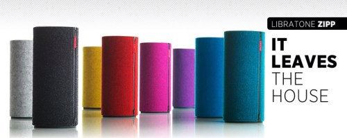 GearDiary Libratone Zipp AirPlay Speaker Review