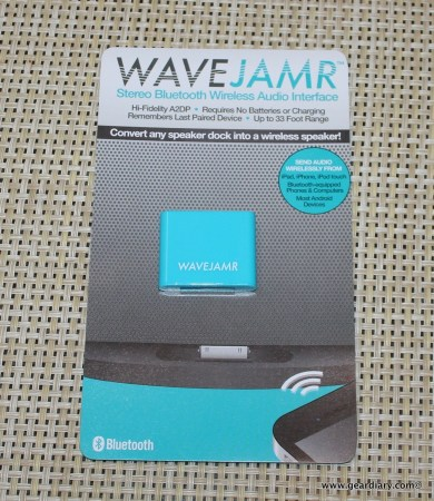 RadTech's WaveJamr Stereo Bluetooth Wireless Audio Interface Review