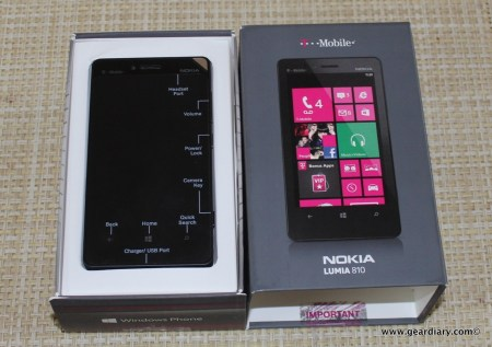 T-Mobile Nokia Lumia 810 with Windows Phone 8 Review