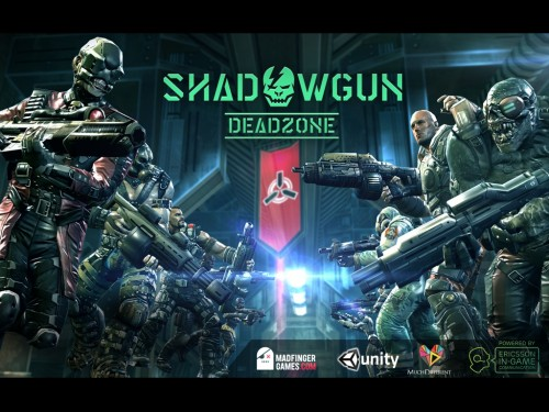 ShadowGun Deadzone for iOS and Android Hands-On Review