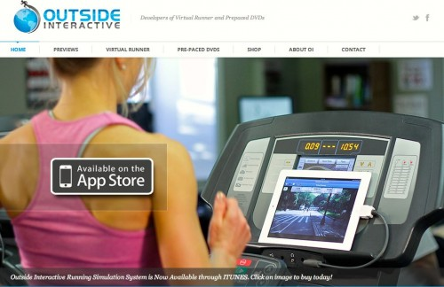 Virtual Runner iPad App Lets You Experience Great Race Locations From Your Treadmill!