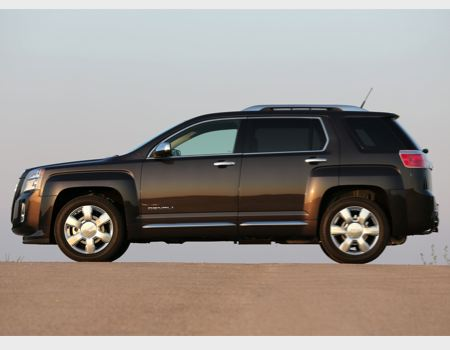 Grinding Gears Garage tests the 2013 GMC Terrain Denali