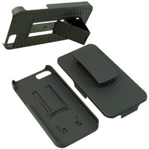 iPhone 5 Shell Holster Combo Review