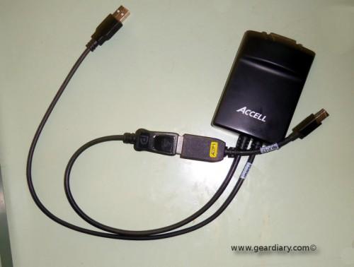 Accell DisplayPort/Mini DisplayPort to DVI-D Dual-Link Adapter Review  Accell DisplayPort/Mini DisplayPort to DVI-D Dual-Link Adapter Review