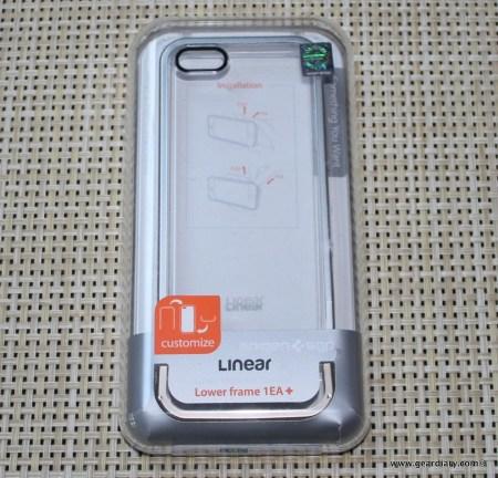 Spigen SGP Linear Metal Crystal Case for iPhone 5 Review