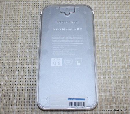 SPIGEN SGP Neo Hybrid EX Case for iPhone 5 Review  SPIGEN SGP Neo Hybrid EX Case for iPhone 5 Review