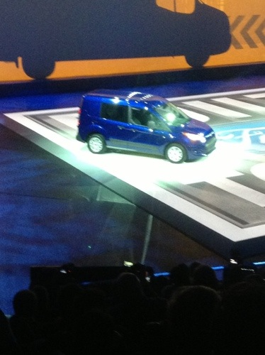 Ford's Press Conference During the North American International Auto Show