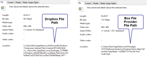 "Dropbox ""Official"" app vs. Box File Provider app on Windows 8 (Modern UI)  Dropbox ""Official"" app vs. Box File Provider app on Windows 8 (Modern UI)"