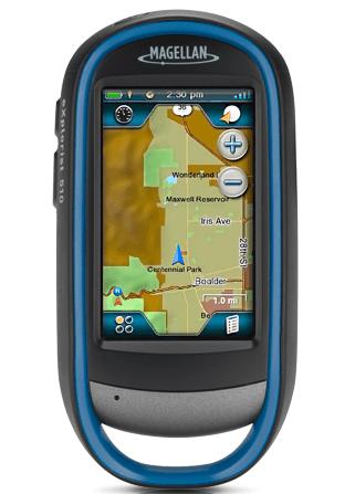 Magellan Explorist 510, A Gear Diary Outdoors Review