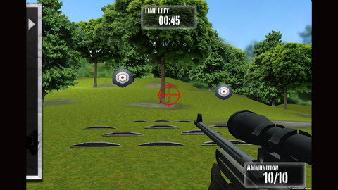 NRA Demonstrates Either Humor or Looniness with Release of Practice Range App