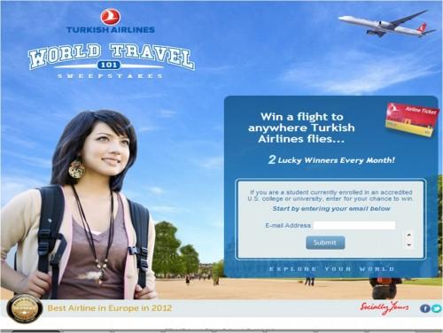 Turkish Airlines World Travel 101