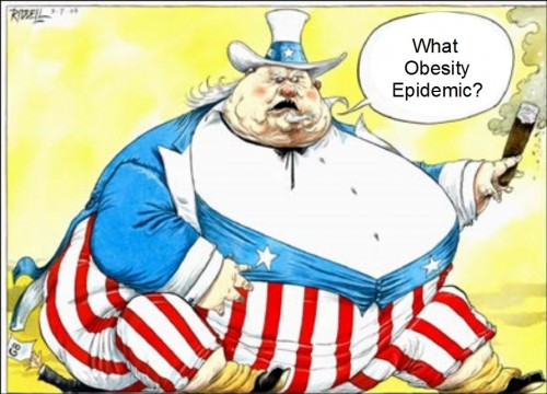 New Poll Shows Americans Have No Clue What to Do About Obesity