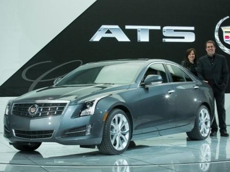 ATS images courtesy Cadillac