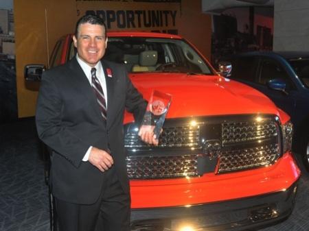 Ram images courtesy Chrysler