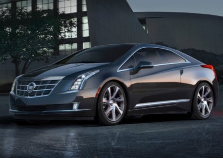 Cadillac Struts its EREV Stuff in New ELR