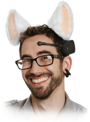 Brainwave Controlled Cat Ears and Tail for Those who Really Love Their Pets  Brainwave Controlled Cat Ears and Tail for Those who Really Love Their Pets