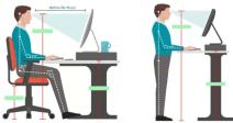 standing desk vs sitting desk
