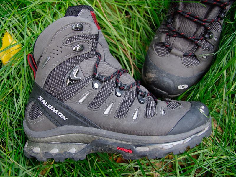 Kilimanjaro gear list: shoes