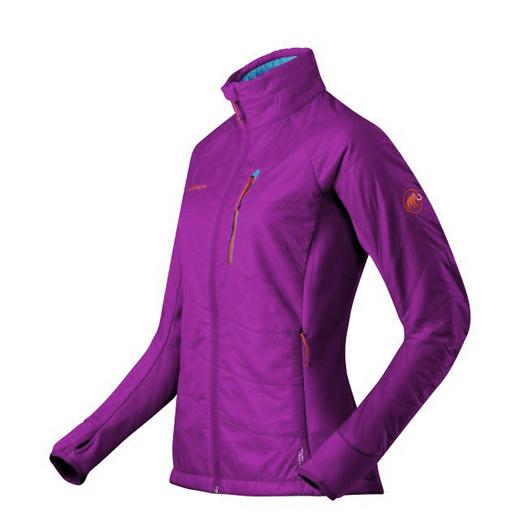 Biwak Jacket women pink
