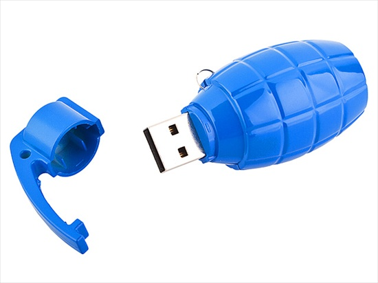 USB bomb