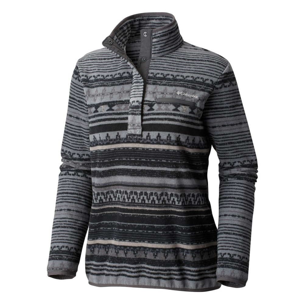 Columbia Mountain Side Printed Pullover Womens Jacket 2019