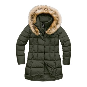 The North Face Dealio Down Parkina Womens Jacket