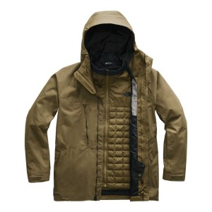 The North Face ThermoBall Eco Snow Triclimate Mens Insulated Ski Jacket (Previous Season) 2020